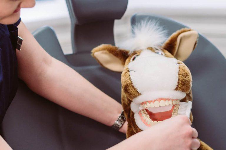 Der richtige Zahnarzt für Ihr Kind