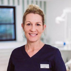 Zahnmedizinische Fachangestellte Maria Streicher