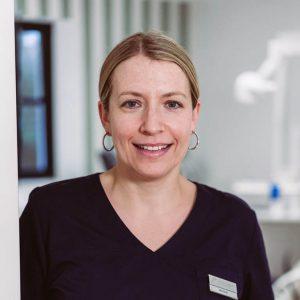 Prophylaxeassistentin Nicole Schwarzenbacher